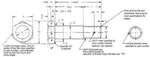 NAS Bolts Manufacturer & Distributor  NAS6303  NAS6310