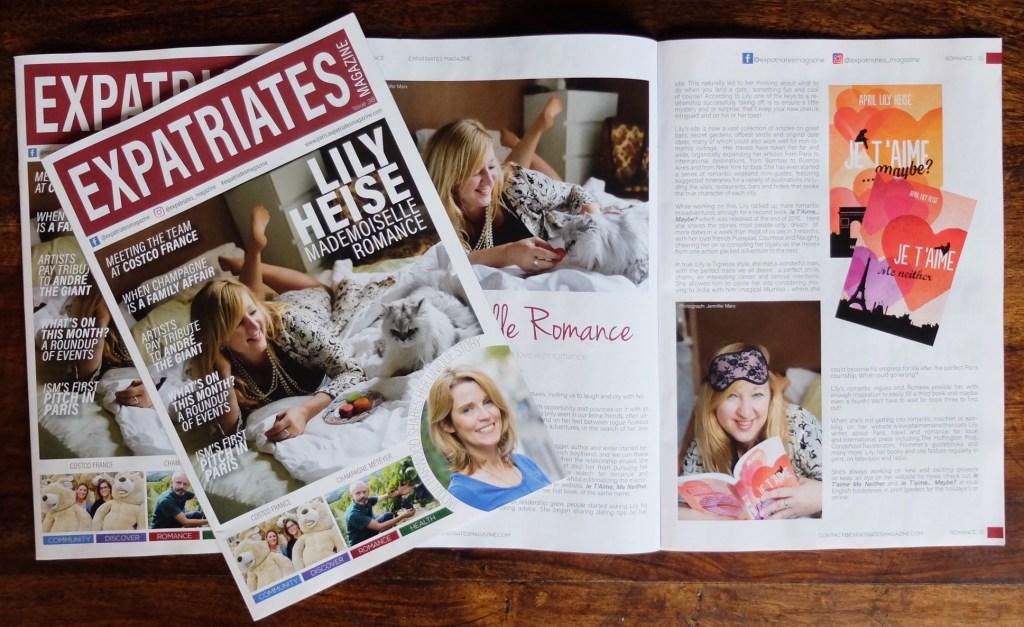Expatriates_Magazine_Lily_Heise_cover