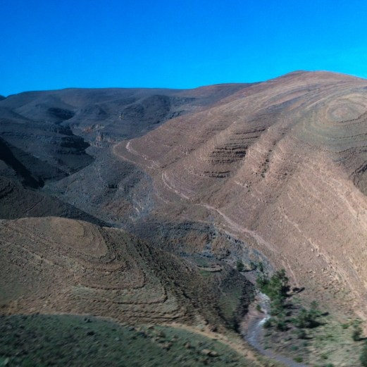 Atlas Mountains view 4