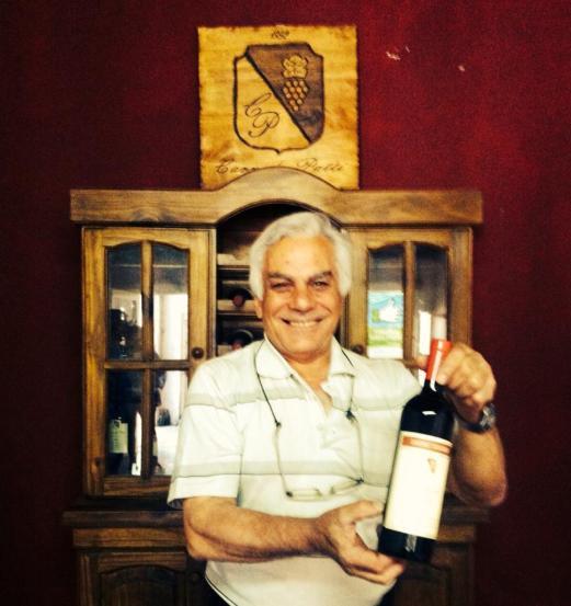 Carmelo Patti, on my wine grandpa wishlist