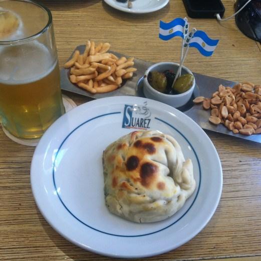 empanada and snacks Argentina