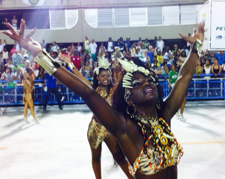 Rio carnival rehearsal 2