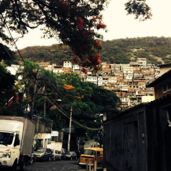 Cantangalo Favela 1