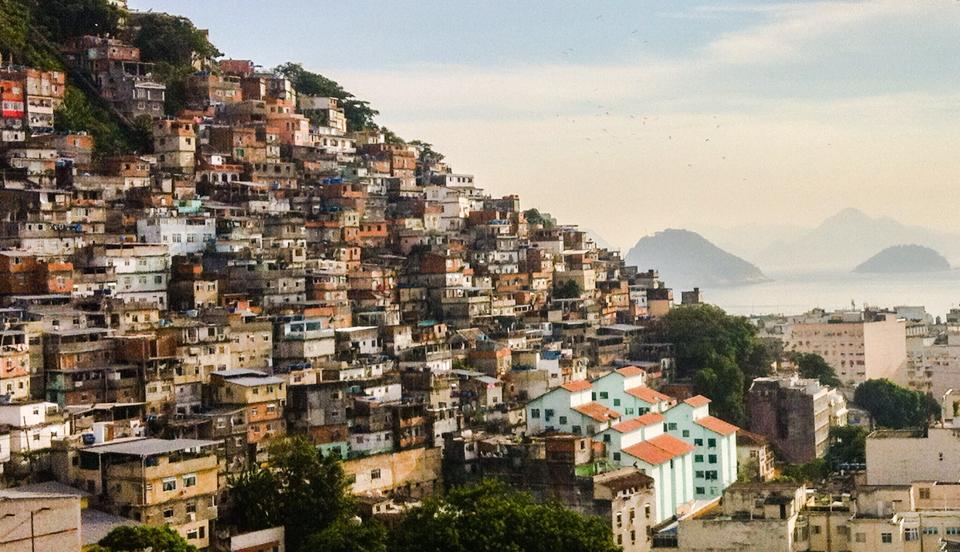 Cantangalo favela