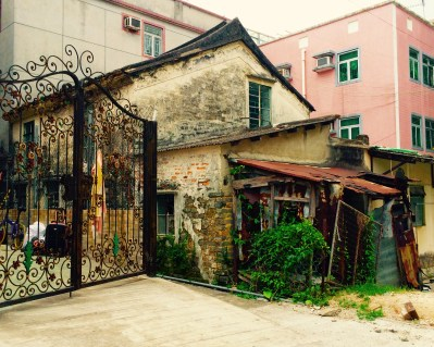 New Territories old house