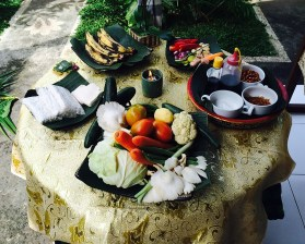Jambangan Cooking Class Balinese feast