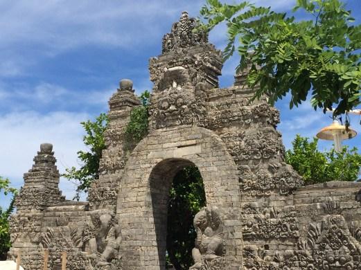 Pura Luhur Uluwatu temple Bali