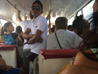 ferry to Gili Islands