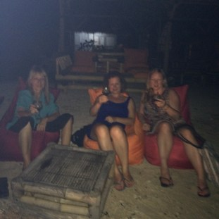 Gili Air evening fun