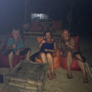 Gili Air evening fun