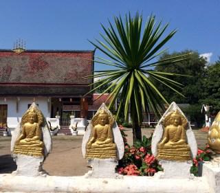 Luang Prabang countryside temple