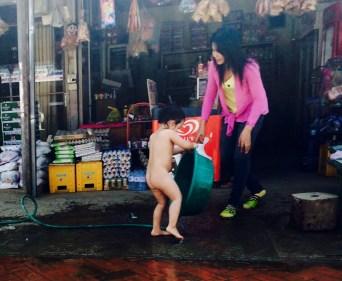 Luang Prabang daily life