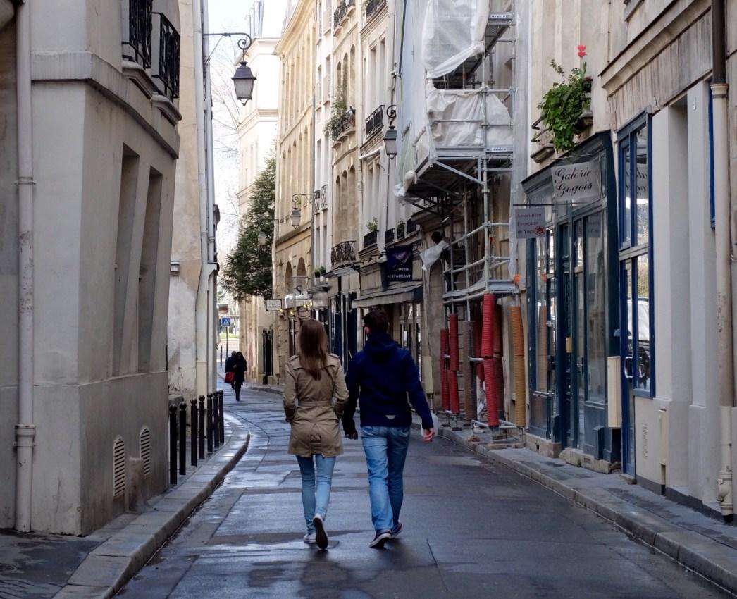 rue de Bievre Paris