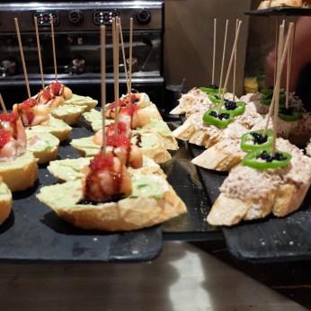 Pinchos bar Ibiza