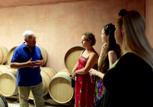 Sa Cova Winery tour