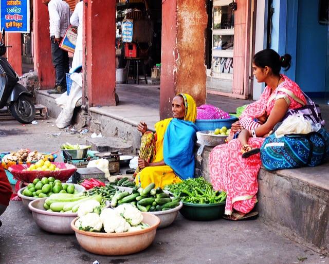 Jaipur-Market-Vendors