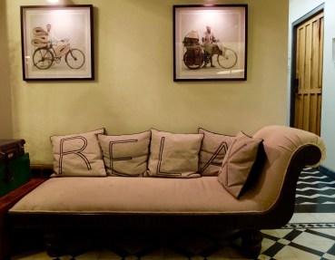 Bombay Abode lounge