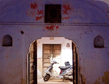 Jaipur back street