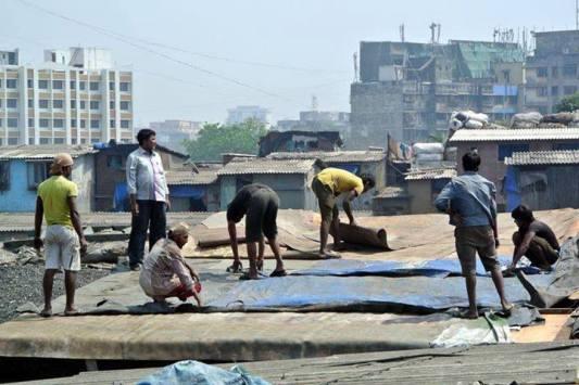 Dharavi Slum - Mystical Mumbai