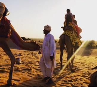 Prince Desert Camp, Jaisalmer, India