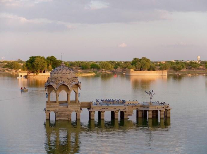 Jaisalmer-lake