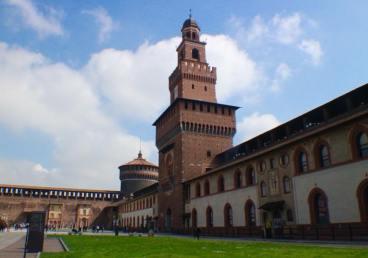 Castello-Sforzesco-Milan