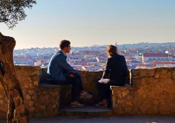 Lisbon-Castle-view