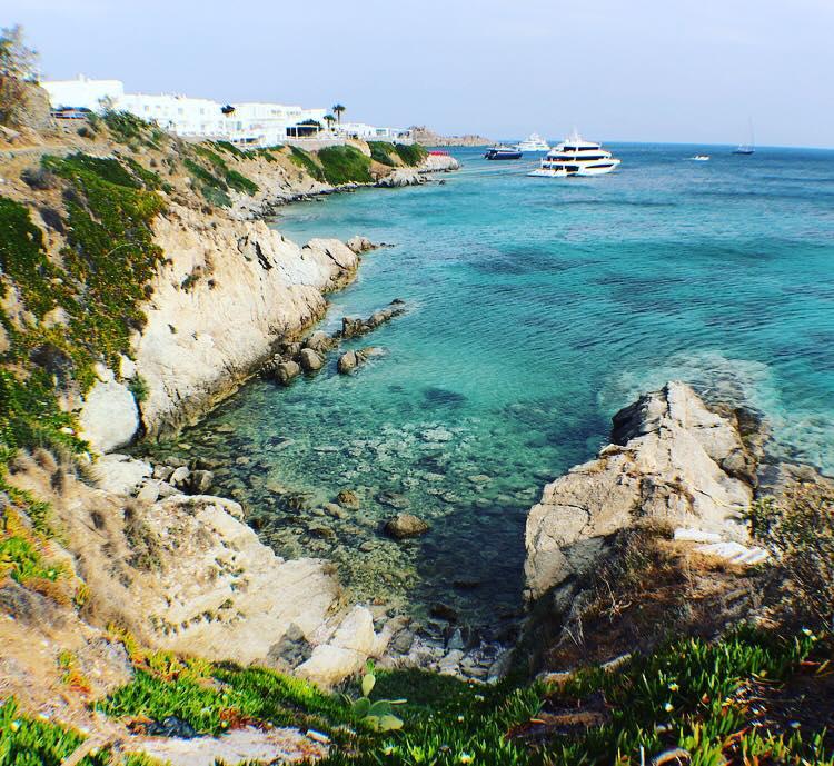 Mykonos-beach