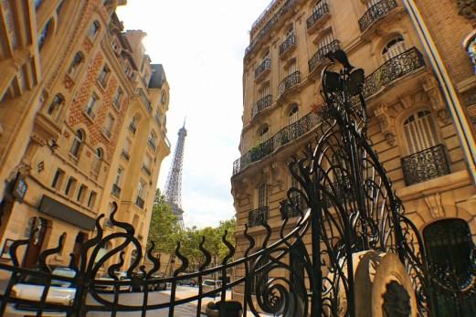 Square Rapp Paris