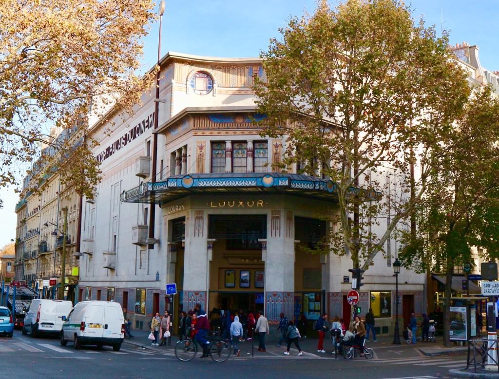 Le Louxor Cinema Paris