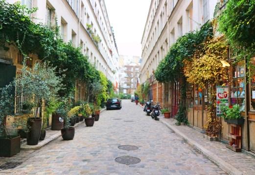 Passage de l'Homme Paris