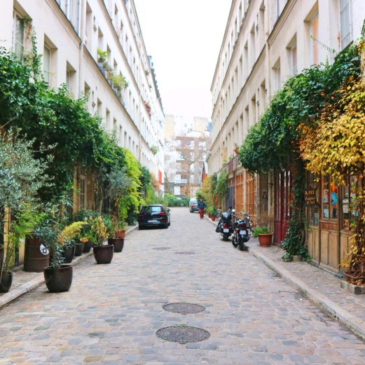 Passage de l'Homme Paris