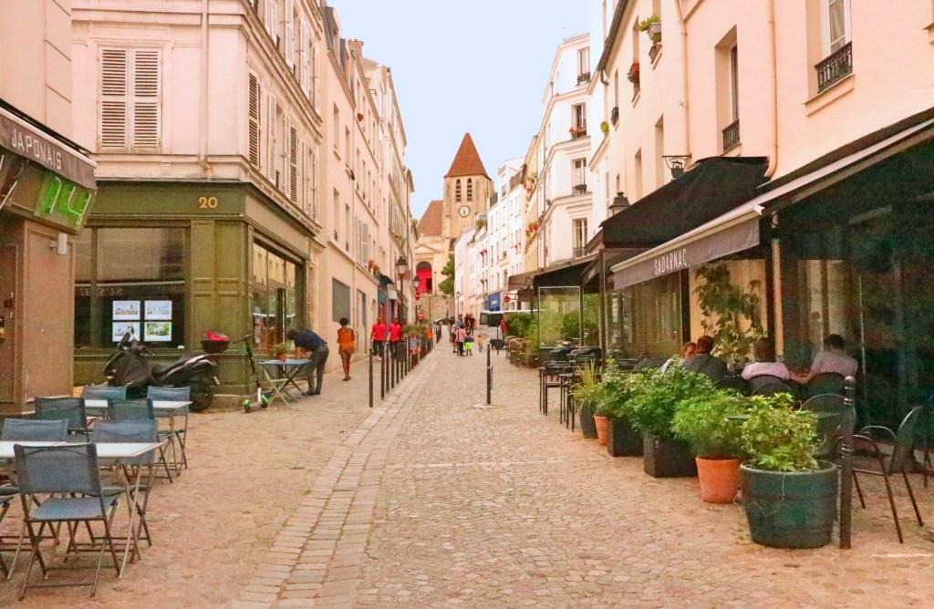 Charonne village paris