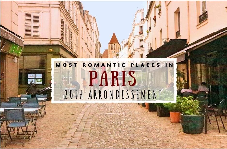 Romantic 20th arrondissement