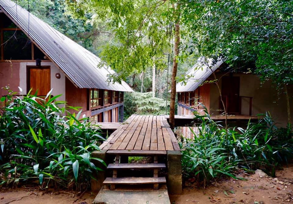 Ella Jungle Resort cottages