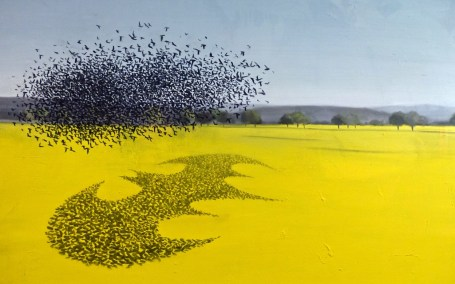 Batmans Vögel