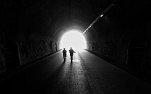 Licht am Tunnelende