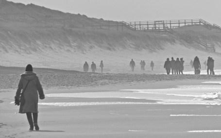 Wanderer am Nebelmeer