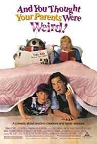 Babam Robot Oldu – And You Thought Your Parents Were Weird izle (1991)