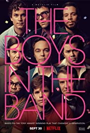 The Boys in the Band izle (2020)