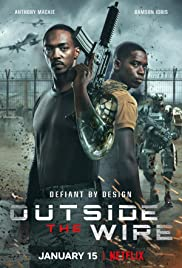 Outside the Wire izle (2021)