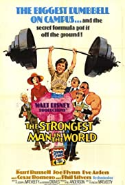 The Strongest Man in the World izle (1975)