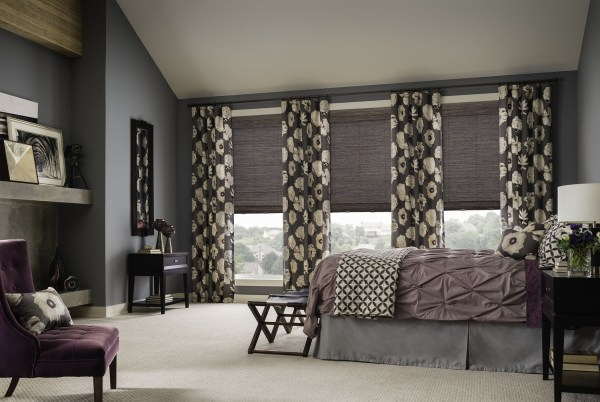 Stationary Side Panels Window Treatment
