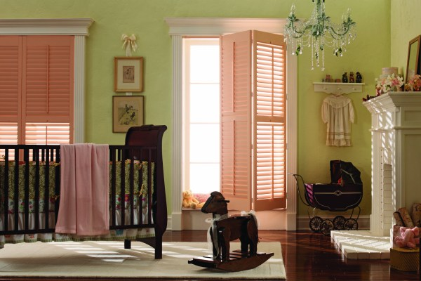 Window Treatments with Plantation Shutters