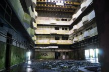 Hotel Monte Palace Exploring Abandoned In Sao Miguel