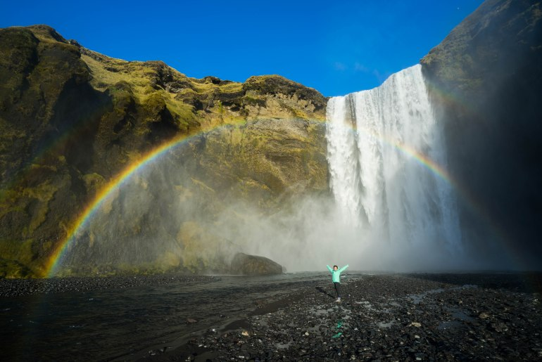 Skogafoss Iceland - Iceland Packing List