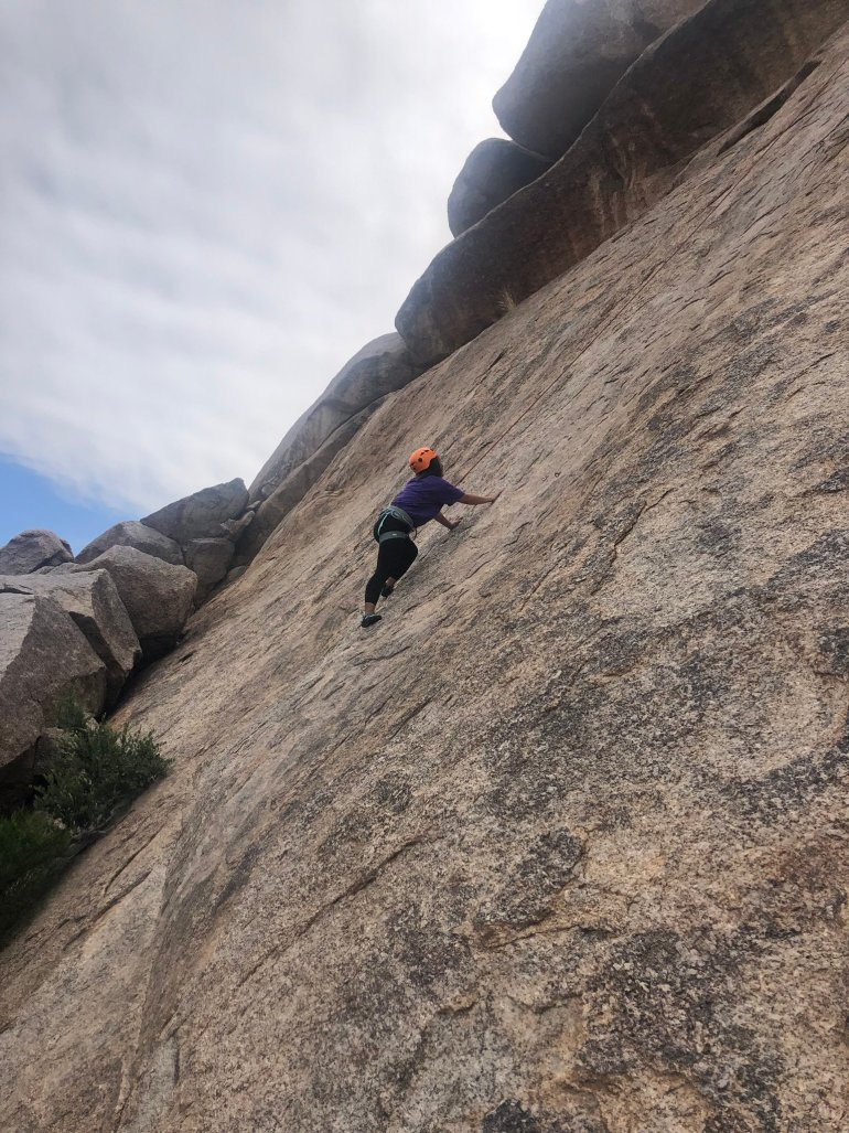 Climbing in Scottsdale