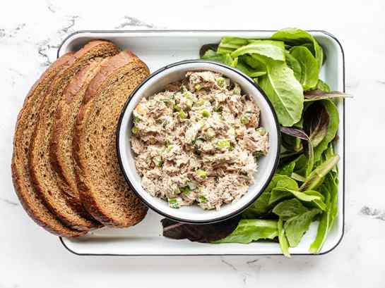 Non-Cook Recipes perfect for WFH Lunches