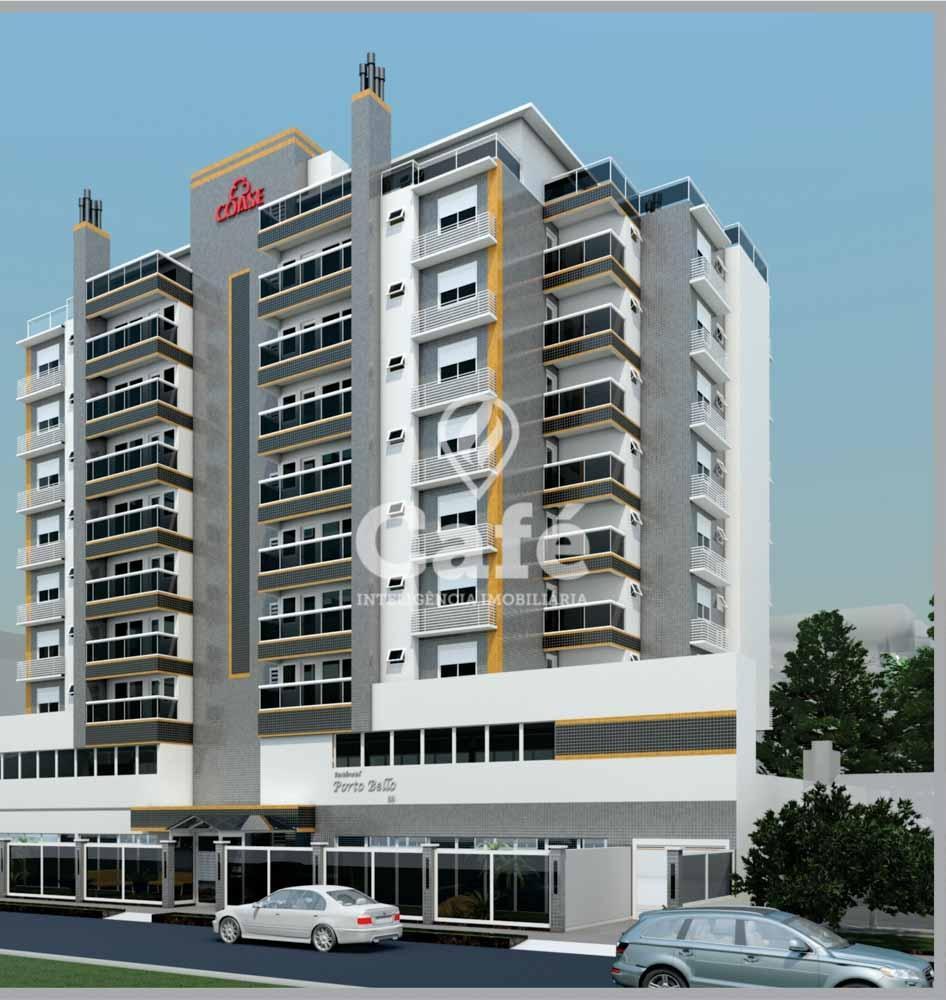 Apartamento  venda Camobi Residencial Porto Bello