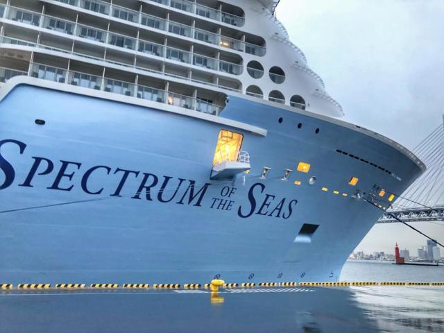 Our family review of The Spectrum of the Seas